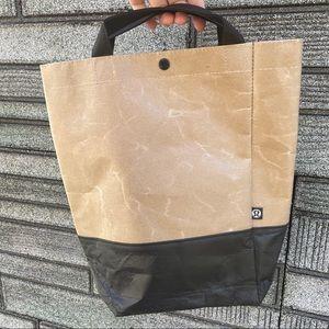 Lululemon Brown Reusable Shopping Bag